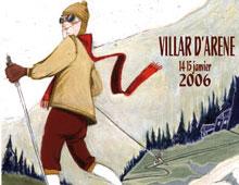 L'hiver à Villar d'Arène
